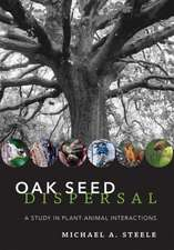Oak Seed Dispersal – A Study in Plant–Animal Interactions