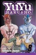 YuYu Hakusho, Vol. 8