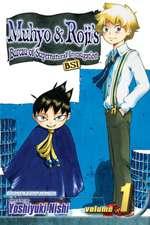 Muhyo & Roji's Bureau of Supernatural Investigation, Volume 1