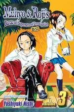 Muhyo & Roji's Bureau of Supernatural Investigation, Volume 3