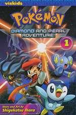 Pokémon, Diamond and Pearl Adventure, Volume 1