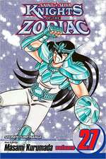 Knights of the Zodiac (Saint Seiya), Volume 27:  Death and Sleep