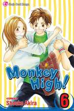 Monkey High!, Volume 6