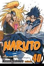 Naruto, Vol. 40: Naruto