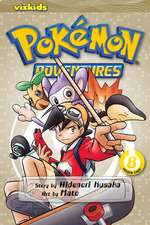 Pokémon Adventures (Gold and Silver), Vol. 8