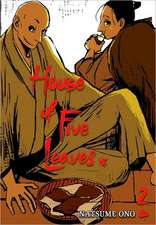 HOUSE OF FIVE LEAVES GN VOL 02 (C: 1-0-1)