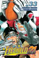 EYESHIELD 21 TP VOL 33