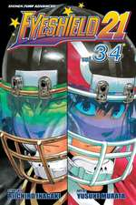 EYESHIELD 21 TP VOL 34
