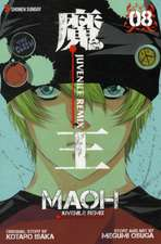 Maoh: Juvenile Remix, Vol. 8