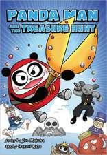 PANDA MAN AND THE TREASURE HUNT (C: 1-0-1)
