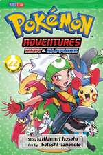 Pokémon Adventures (Ruby and Sapphire), Vol. 22