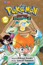 Pokémon Adventures (Emerald), Vol. 27