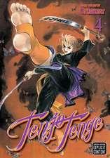 Tenjo Tenge, Vol. 4: Full Contact Edition 2-in-1