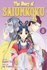 STORY OF SAIUNKOKU GN VOL 08 (C: 1-0-1)