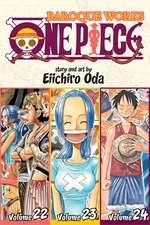 One Piece (Omnibus Edition), Vol. 8: Includes vols. 22, 23 & 24