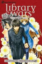 LIBRARY WARS LOVE & WAR GN VOL 12