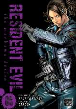 Resident Evil, Vol. 5: The Marhawa Desire