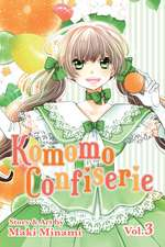Komomo Confiserie, Vol. 3