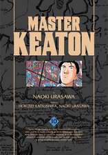 Master Keaton, Vol. 10