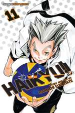 Haikyu!!, Vol. 11