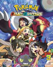 Pokémon Omega Ruby Alpha Sapphire, Vol. 3