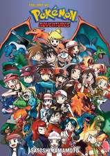 Pokémon Adventures 20th Anniversary Illustration Book: The Art of Pokémon Adventures