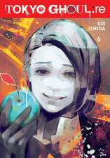Tokyo Ghoul re Volume 6 Sequel