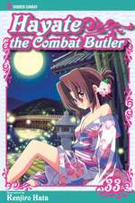Hayate the Combat Butler, Vol. 33