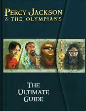 The Ultimate Guide: Percy Jackson and the Olympians companion book
