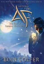 Artemis Fowl 3-Book Boxed Set