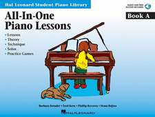All-In-One Piano Lessons Book a: Book with Audio and MIDI Access Included [With CD (Audio)]