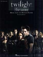 Twilight, the Score: Easy Piano Solo