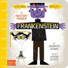 Frankenstein:  An Anatomy Primer