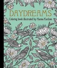 Daydreams Coloring Book- publicată în Suedia ca