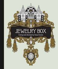 Jewelry Box Coloring Book