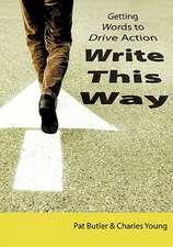 Write This Way