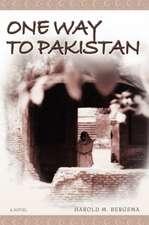 One Way to Pakistan