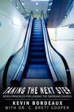 Taking the Next Step: Seven Principles for Leading the Emerging Church