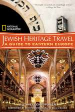 National Geographic Jewish Heritage Travel