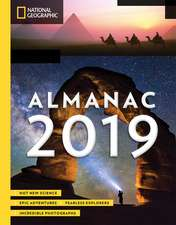National Geographic Almanac 2019 UK Edition