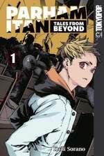 Parham Itan: Tales From Beyond, Volume 1