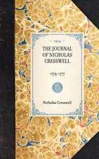 Journal of Nicholas Cresswell:  1774-1777