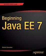 Beginning Java EE, Third Edition
