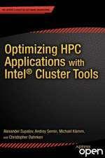 Optimizing HPC Applications with Intel Cluster Tools: Hunting Petaflops