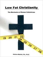 Low Fat Christianity