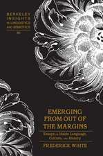 Emerging from Out of the Margins:  Essays on Haida Language, Culture, and History