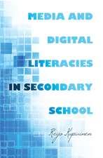 Media and Digital Literacies in Secondary School