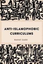 Anti-Islamophobic Curriculums