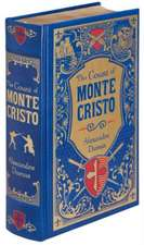 The Count of Monte Cristo: Letherbound. Ediție de colecție