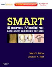 SMART! Sports Medicine Assessment and Review Textbook: Expert Consult - Online and Print